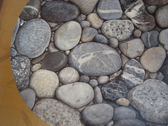 Stones on a Vanity Table