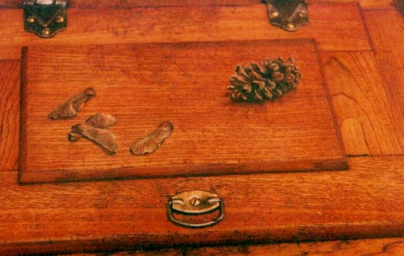Woodland Vintage Icebox